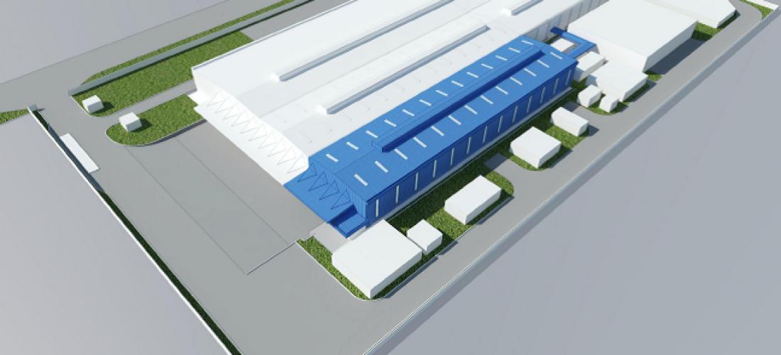 Project Nhà máy Pepsico Bình Dương